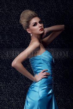 Gorgeous Mermaid/Trumpet Floor-Length Sweetheart Empire Dashas Evening Dress