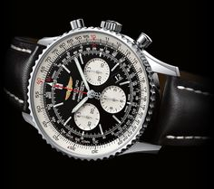 NAVITIMER 01 (46 MM) A LARGER-THAN-LIFE TAKE ON THE LEGEND