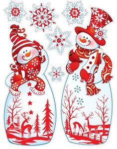 Снеговички-1.jpg (703×896)