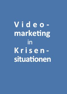 Videomarketing in Krisensituationen: Beispiel aus Brandenburg. Interview mit Steffen Lehmann. | Blogpost von #KristineHonig #SocialMedia #YouTube