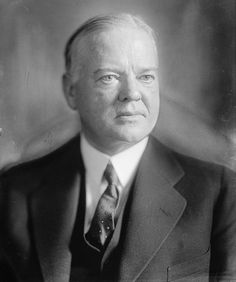 Herbert Hoover made significant contributions to the US national parks system. Image source: https://media1.shmoop.com/media/images/large/herbert-hoover.jpg