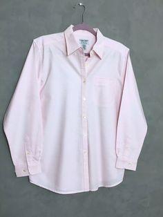 3cec57b19 CABIN CREEK Long Sleeve Button-Down Womens Shirt. Pink. Size 8. #