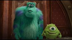 Animation News, Disney Animation, Disney Pixar, Monsters Inc, Kid Movies, Great Movies, Bonnie Hunt, Work Trailer, Mike And Sulley
