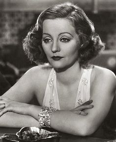 Tallulah Bankhead, 1932.