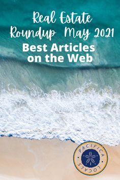 This month's roundup covers a variety of topics for real estate investors, buyers, and sellers. I hope you enjoy reading it as much as I did writing it! Real Estate Investor, Investors, May, I Hope You, Advice, Writing, Group, Reading, Board