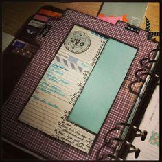 My Filofax - www.ideabook.se