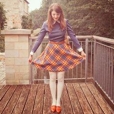 Viele viele Füchse: Instagram review: developing my sense of style