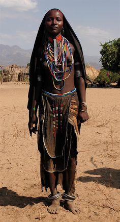 Ethiopië, Oostelijk Omo | Rita Willaert | Flickr