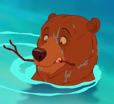 Brother Bear (Disney, 2003). If you haven't yet, Check out our Interview with Aaron Blaise, the director of Brother Bear for TheTraditional Animation Show!! It's up on our FB now and soon to be on Traditionalanimation.com and vimeo!