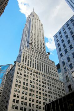 Chrysler Building, New York - United States, William Van Alen