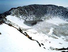Baenrokdam Crater
