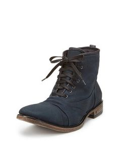 Fleetwood Lace Boot from John Varvatos Star USA Footwear on Gilt