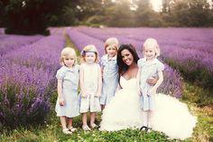 Rosie Hardy: Lavender Wedding Workshop!