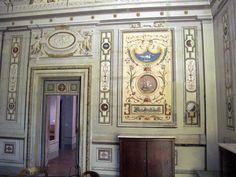 Museo di Casa Martelli - Firenze - sala pompeiana
