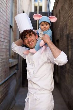Ratatouille Characters Costumes Disney Movies