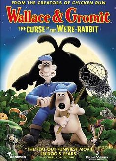 Wallace & Gromit: Curse of the Were-Rabbit (2005