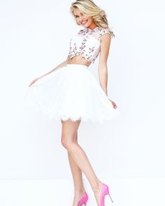 """""""Ahh the front of style 50478 is just as stunning as the back! """""""