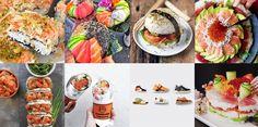 50 Shades of Sushi #sushi #food #foodporn #japanese #Japan #dinner #sashimi #yummy #foodie #lunch #yum