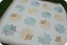 Image of smitten quilt by ps i quilt
