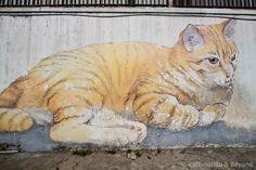 Skippy Comes to Penang' for Animal Awareness by ASA ♥♥♥ http://www.kathmanduandbeyond.com/street-art-george-town-penang-malaysia/