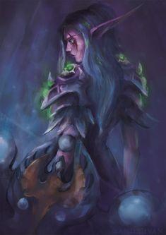 World Of Warcraft 3, World Of Warcraft Characters, Warcraft Art, Fantasy Characters, Elves Fantasy, Fantasy Art, Zelda Cosplay, Wow Elf, Magic Background