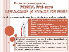 Pachet promotional_STARE DE BINE si RELAXARE