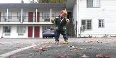 This Toddler's Killer Dubstep Dance Moves Will Even Blow Skrillex Away