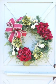 Christmas Wreath ~ H