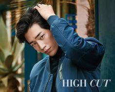 Seo Kang Joon and Lee Ho Jung - High Cut Magazine