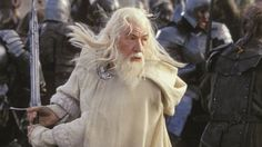 the lord of the rings - Gandalf the White