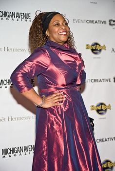Regina Taylor at The Common Ground Foundation Event