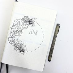"87 Likes, 3 Comments - Agata (@agata.nosal) on Instagram: ""November's page and doodles ☔️#bulletjournal #bujo #bulletjournalpolska  #bulletjournaljunkies…"""