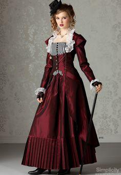 Simplicity costume pattern...love it!