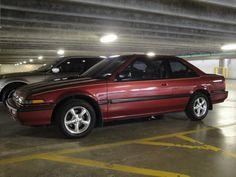 1989 Honda Accord LXIi Coupe