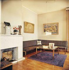 Kekkosen sisustus: mieluummin Marimekkoa kuin tyylikalusteita | Meillä kotona Marimekko, Home Decor, Decoration Home, Room Decor, Interior Decorating
