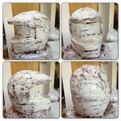 Halo helmet cake tutorial — Artisan Cake Company