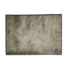 Dallas Text Tapis fourrure 140x200cm GRIS