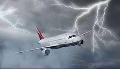 Avião & Raio
