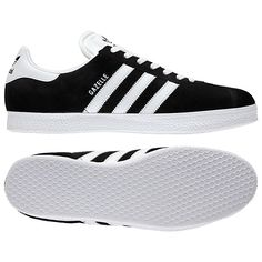 The original Gazelle. I could never keep them clean. So now i usually wear Sambas.