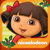 Dora's Christmas Carol Adventure by Nickelodeon Christmas Apps, Christmas Carol, Spanish Lessons, Educational Games, Winter Time, Itunes, Pikachu, Adventure
