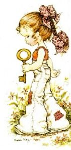 Sarah Kay, held the key indeed to my idea of prettiness :-) Sarah Key, Hobbies For Women, Hobbies To Try, Holly Hobbie, Mary May, Decoupage, Heart Illustration, Dibujos Cute, Illustrations