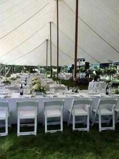 This is All Season Party Rentals Sail Cloth Tent wedding ASRentals.net
