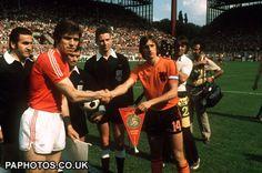 Bonev & Johan Cruyff,