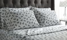Groupon - 6-Piece Cotton-Rich 500 Thread Count Printed Sheet Set in [missing {{location}} value]. Groupon deal price: $39.99