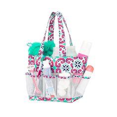 Mia Tile Viv & Lou® Campus Shower Caddy, Shower Caddy, Shower Bag, College Gift, Graduation Gift, Back to School, Gym Caddy, Bathroom Caddy