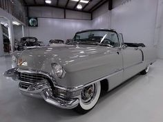 Cadillac : DeVille SERIES 62 CALIFORNIA CAR SINCE NEW! BLACK PLATES! 1955 CADILLAC SERIES 62 CONVERTIBLE SAME OWNER FOR 34-YRS HIGH COST RESTORATION - http://www.legendaryfind.com/carsforsale/cadillac-deville-series-62-california-car-since-new-black-plates-1955-cadillac-series-62-convertible-same-owner-for-34-yrs-high-cost-restoration-4/