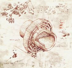 Dr. Sergio Cittolin - Large Hadron Collider drawing
