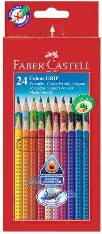 Faber Castell Grip Akvarel 24 stk.