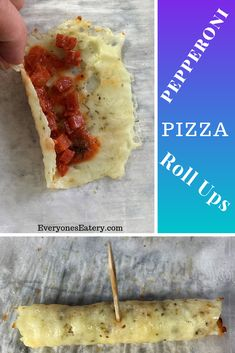 Pepperoni pizza roll ups are a great low carb pizza recipe with all your favorite toppings. Keto Pizza option that is quick and easy. Roll Ups Recipes, Pizza Recipes, Low Carb Recipes, Snack Recipes, Skillet Recipes, Healthy Recipes, Salty Snacks, Keto Snacks, Pepperoni Pizza Rolls
