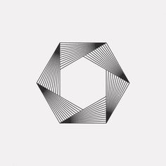 a new geometric design every day logo grafik tasarım. Geometric Patterns, Geometric Circle, Geometric Designs, Geometric Shapes, Shape Design, Pattern Design, Design Art, Geometry Art, Sacred Geometry